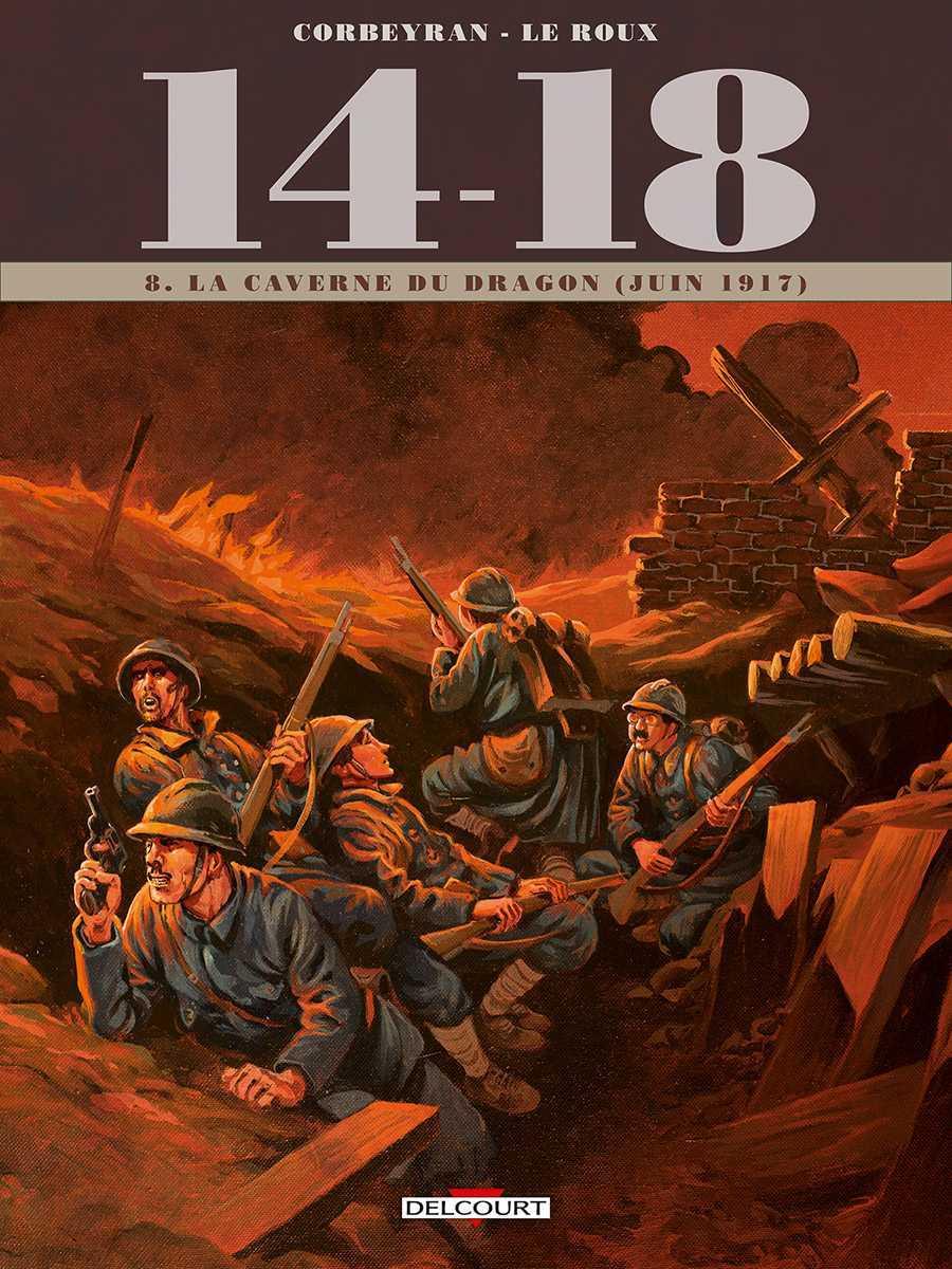 14-18 T8, drames sur tous les fronts