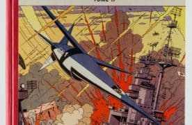 Un album de la collection Rackam, Blake et Mortimer, Le secret de l'Espadon II (1953) Lot n° : 29 estimation 7500-8500