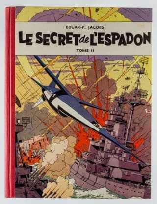 Le secret de l'Espadon