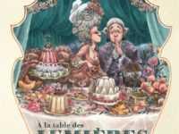 Les Recettes inavouables ou À la table des Lumières, la cuisine en bulles