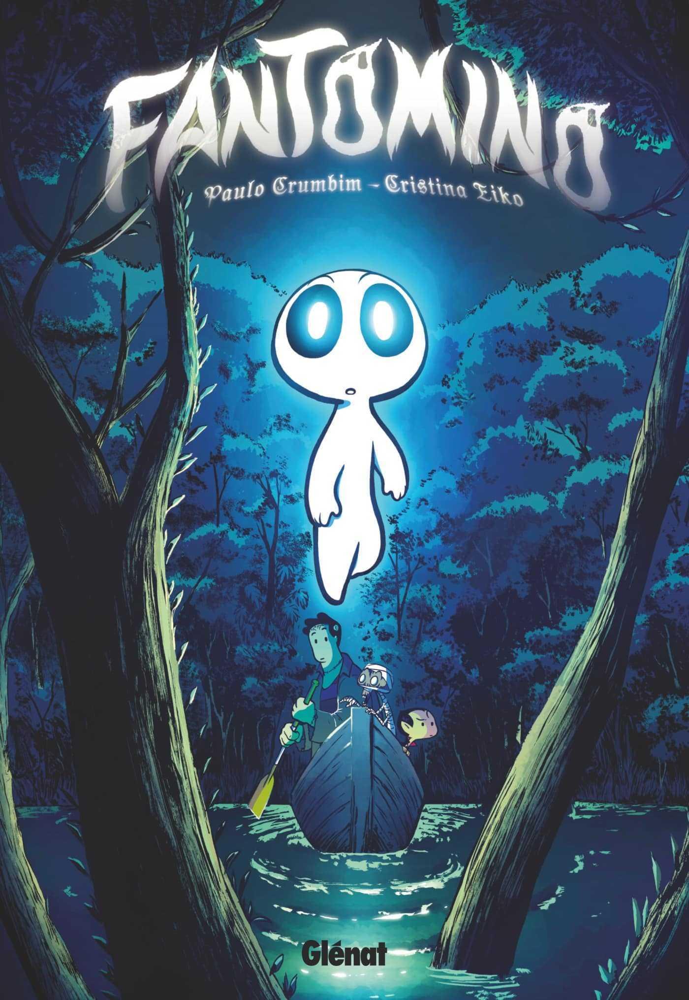 Fantomino, petit fantôme malicieux et amoureux
