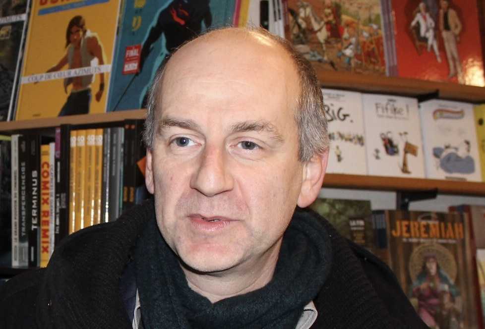Interview : Blutch, de ses Variations à son prochain Tif et Tondu