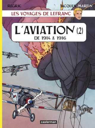 L'Aviation de 1914 à 1916