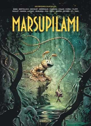 Marsupilami, variations en houba majeur