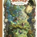 Mickey et l'Océan perdu, un peu paumé