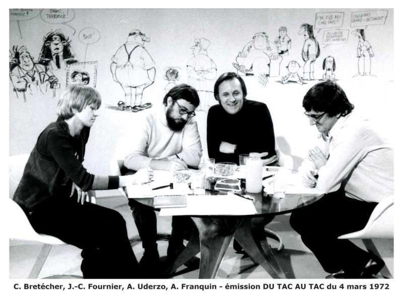 Tac au Tac du 4 mars 1972