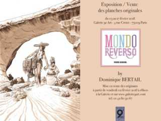Mondo Reverso by Dominique Bertail
