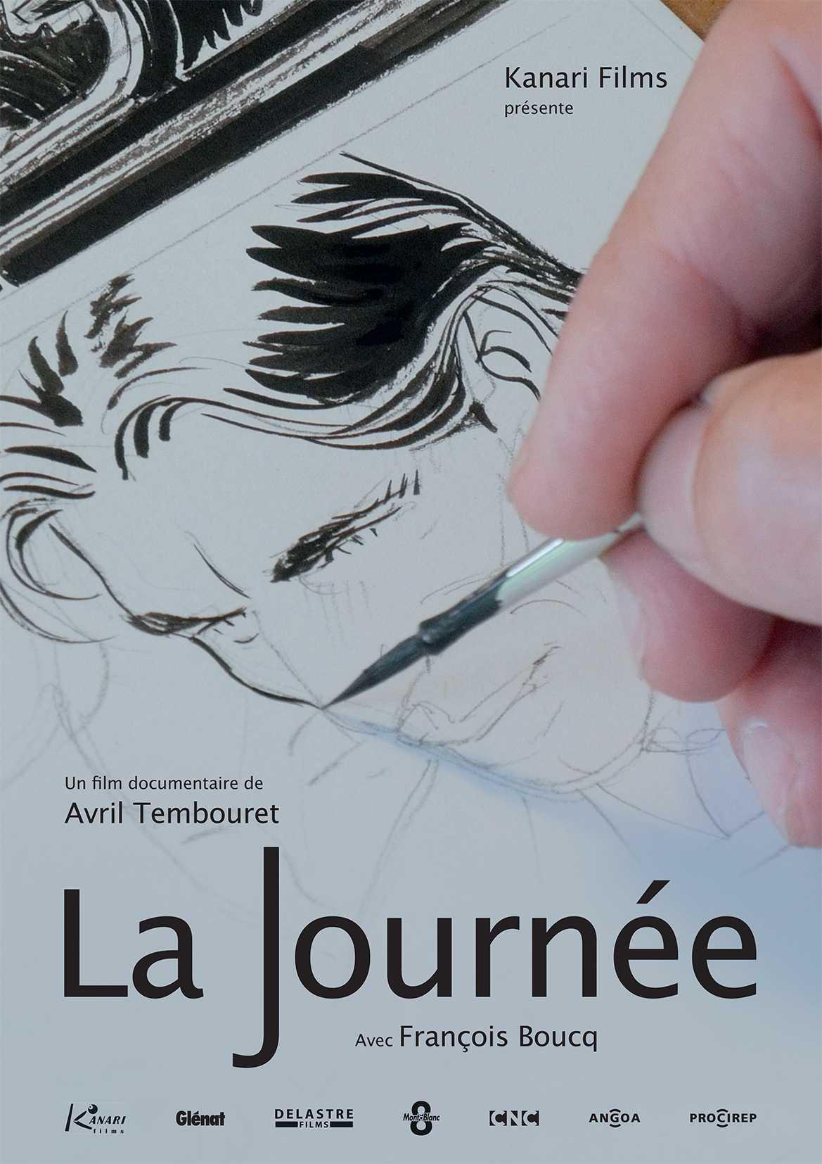 Inédit : La Journée, un documentaire sur François Boucq en toute liberté présenté à Angoulême