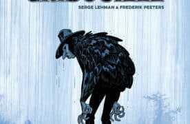 L'Homme gribouillé, Peeters et Lehman bluffants