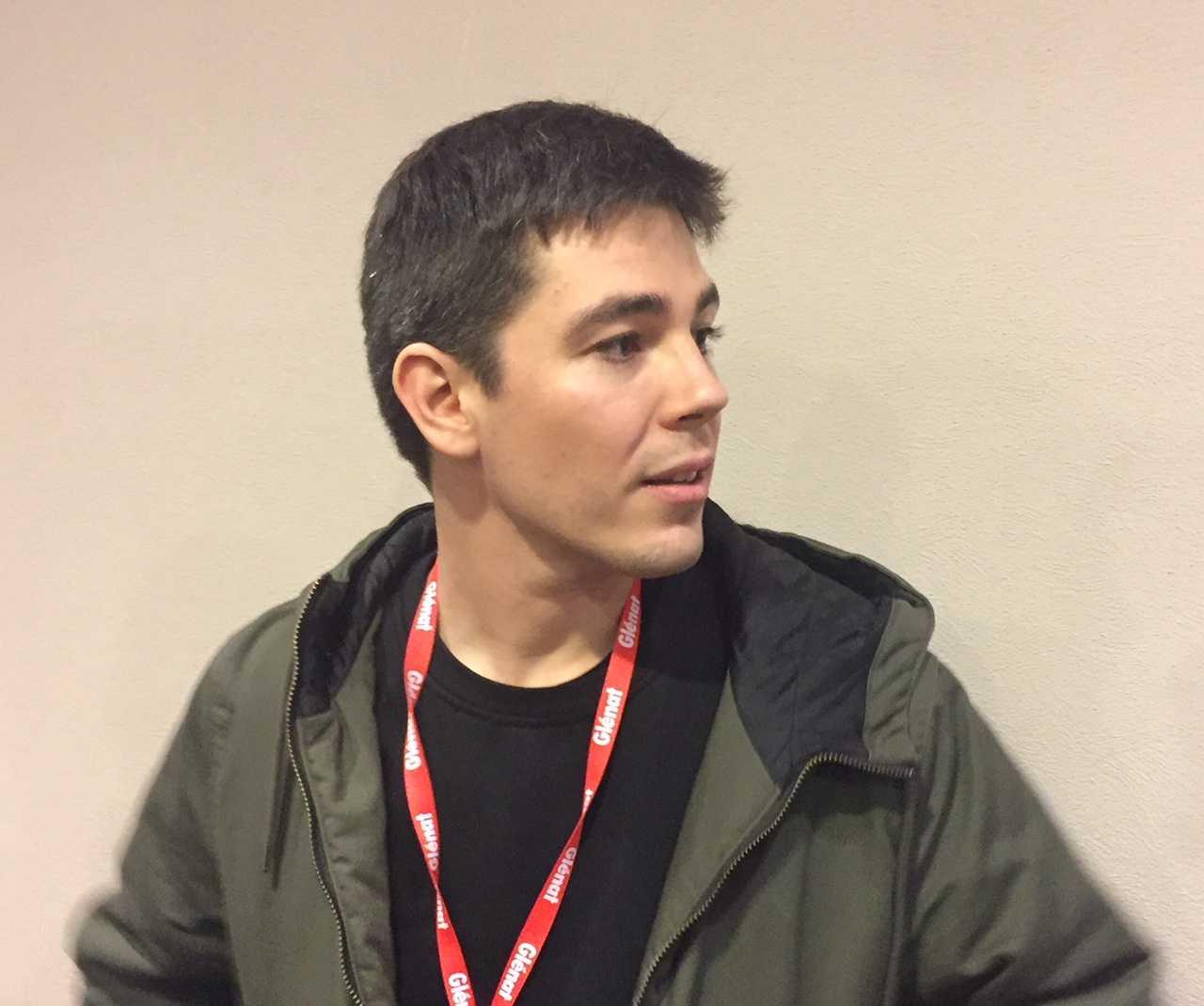 Timothé Le Boucher prix des Libraires de BD 2017