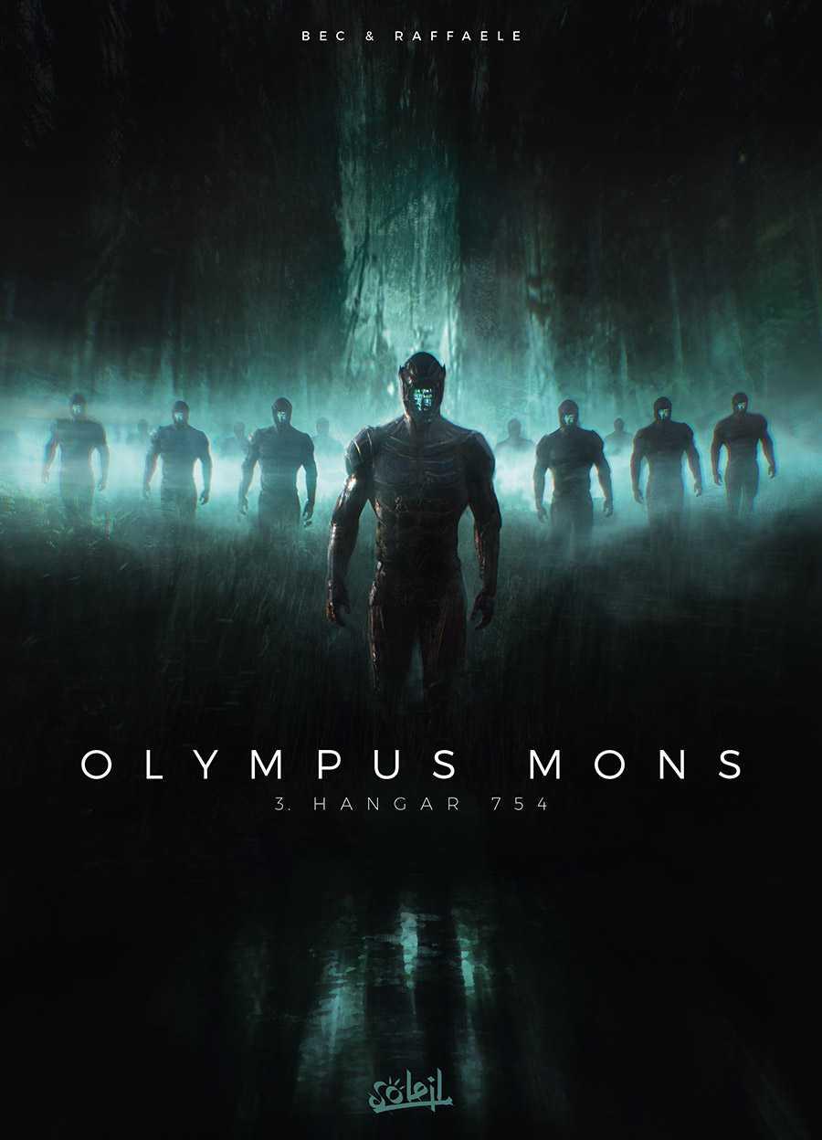 Olympus Mons T3, où est la solution ?