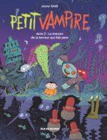 Petit Vampire T2, gare au Gibbous