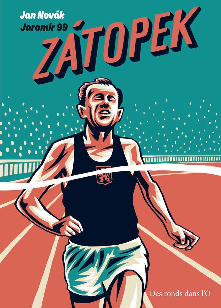 Zátopek, l'homme et le champion