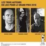 Richard Corben, Emmanuel Guibert et Chris Ware en finale pour le Grand Prix d'Angoulême 2018