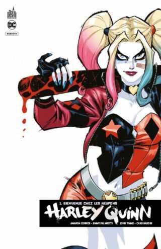 Harley Quinn, déjantée mais efficace