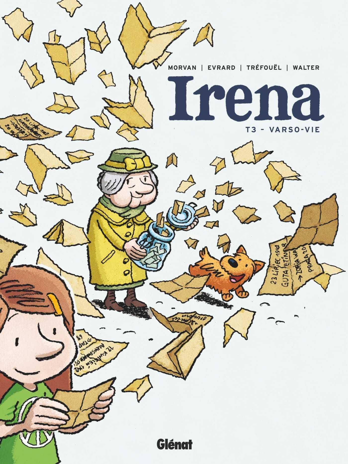 Irena T3, revenir à la vie après l'horreur