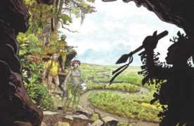 Le Singe jaune, balade congolaise et mouvementée