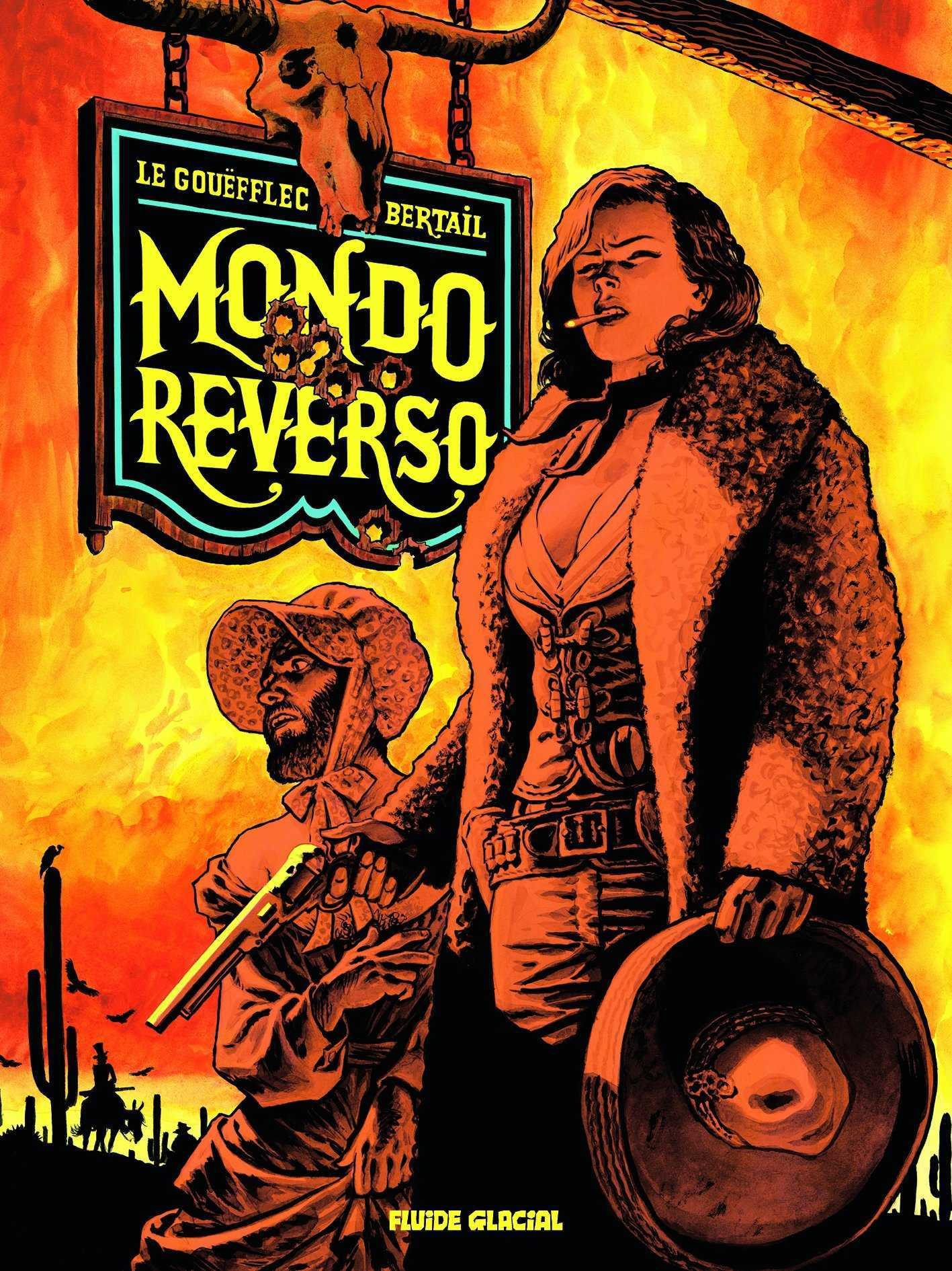 Mondo Reverso, western transgenre et subtil qui aura une suite