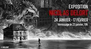 Exposition Nicolas Delort