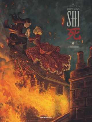 SHI T2, la vengeance se prépare