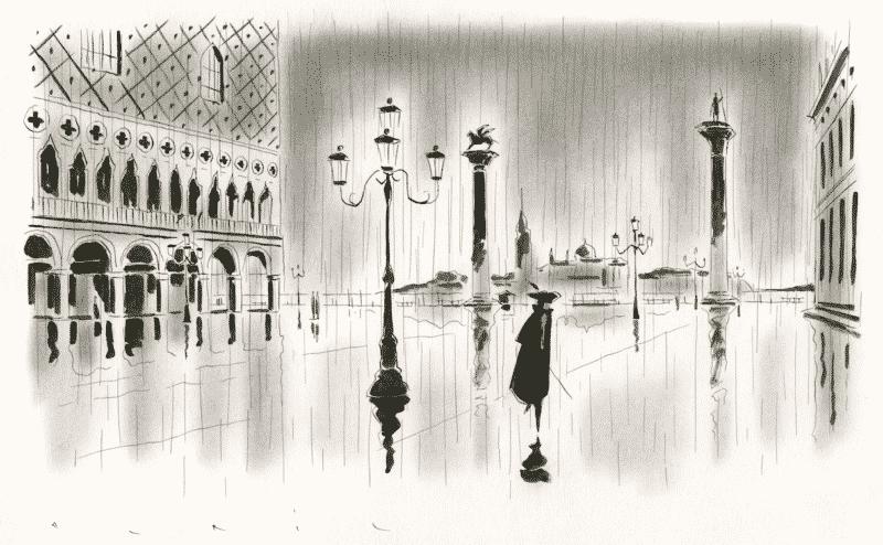 Venise, Sur les pas de Casanova