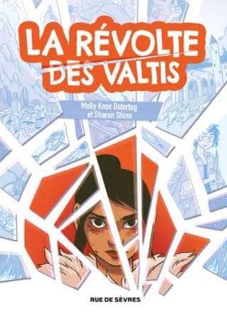 La Révolte des Valtis, amour et liberté