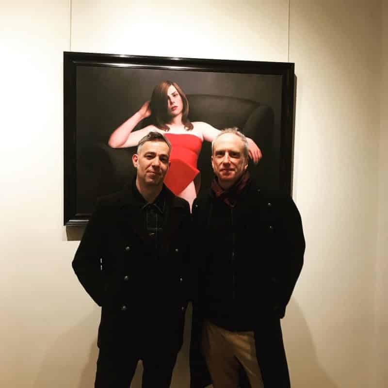 François Roca et Miles Hyman