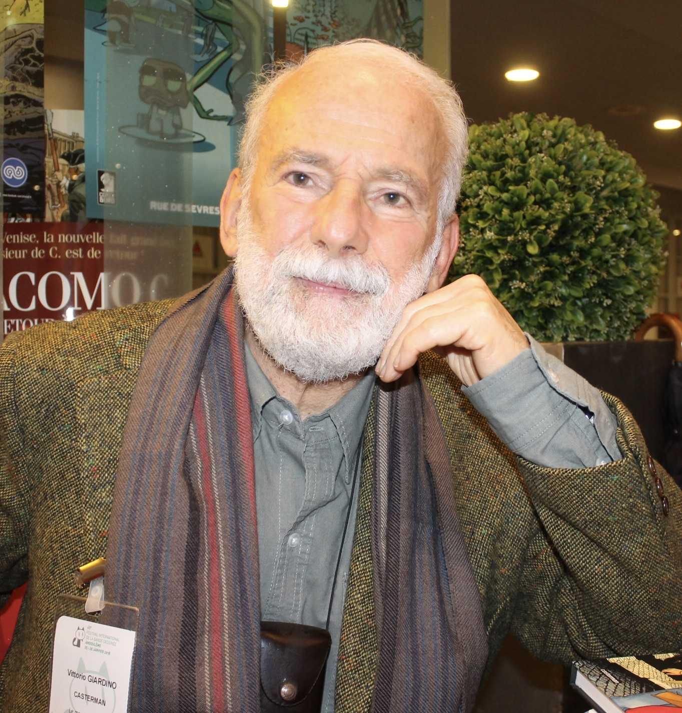 Interview : Vittorio Giardino après avoir bouclé Jonas Fink prépare un Max Fridman