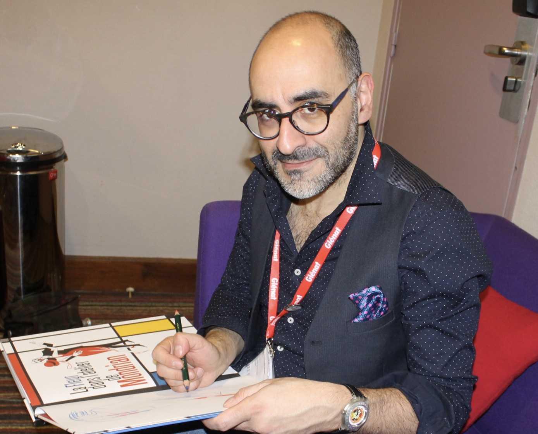 Interview : Après Mondrian, Lapone dessine Gentlemind avec Teresa Valero et Juan Díaz Canales