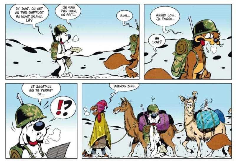 Gai-Luron passe à l'attaque !