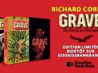 Grave, les Contes du cimetière de Richard Corben en financement participatif sur Kiss Kiss Bank Bank
