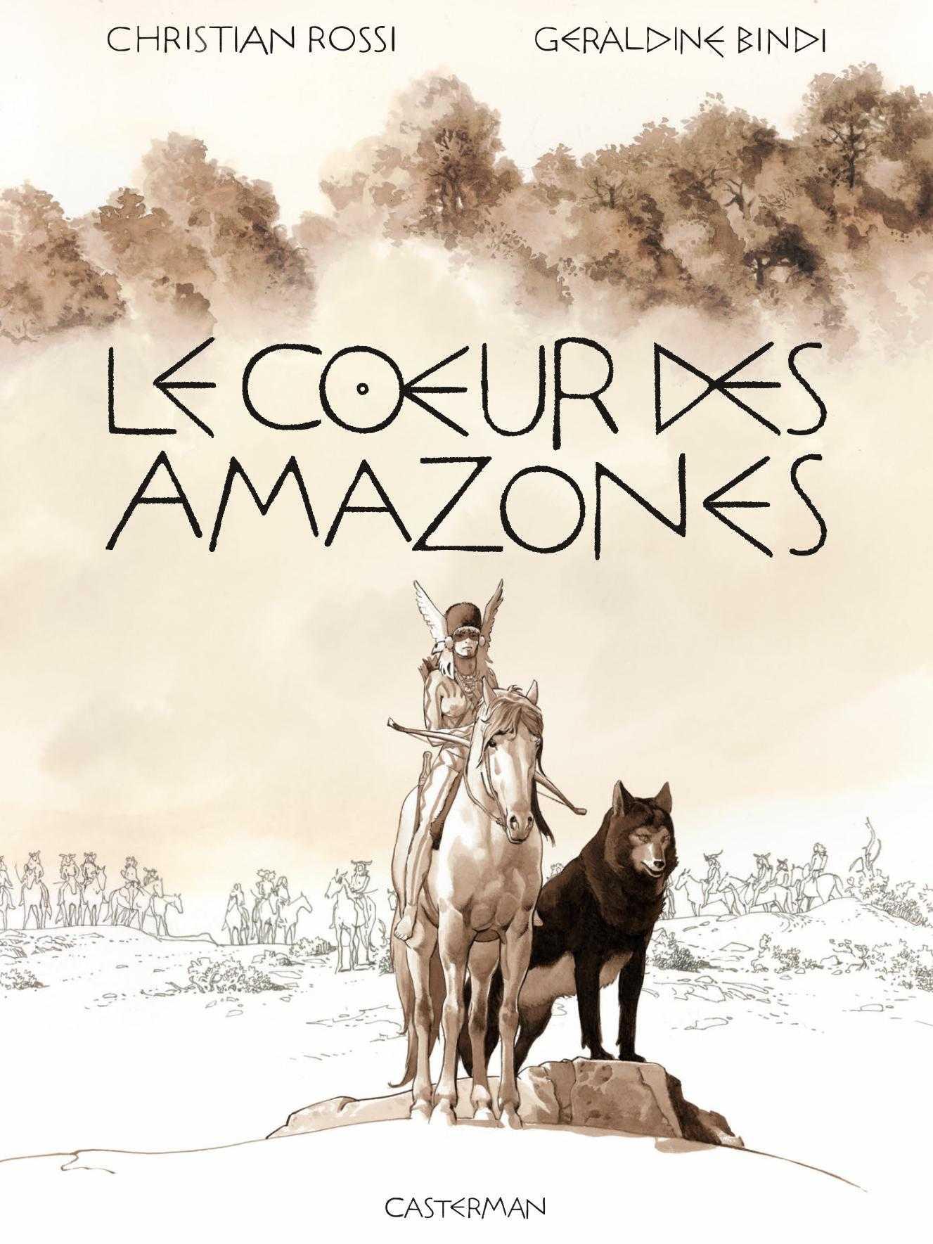 Le Cœur des Amazones, parlez moi d'amour