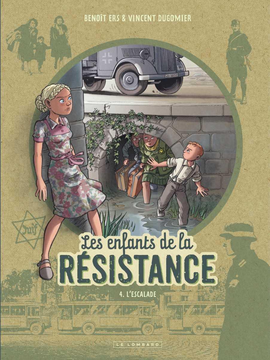 Les Enfants de la Résistance T4, le corbeau