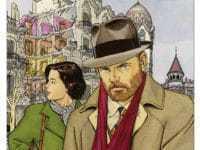 Archives : Quand Giardino annonçait la suite de Jonas Fink… à la sortie d'un Max Fridman