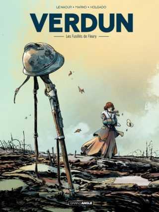 Verdun T3, les fusillés de Fleury