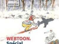 Webtoon, Spécial PyeongChang à Paris au centre culturel coréen jusqu'au 28 février