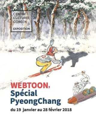 Webtoon Spécial PyeongChang