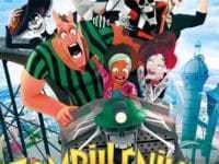 Chez Arludik, Arthur de Pins et Alexis Ducord en dédicace pour le DVD de Zombillénium