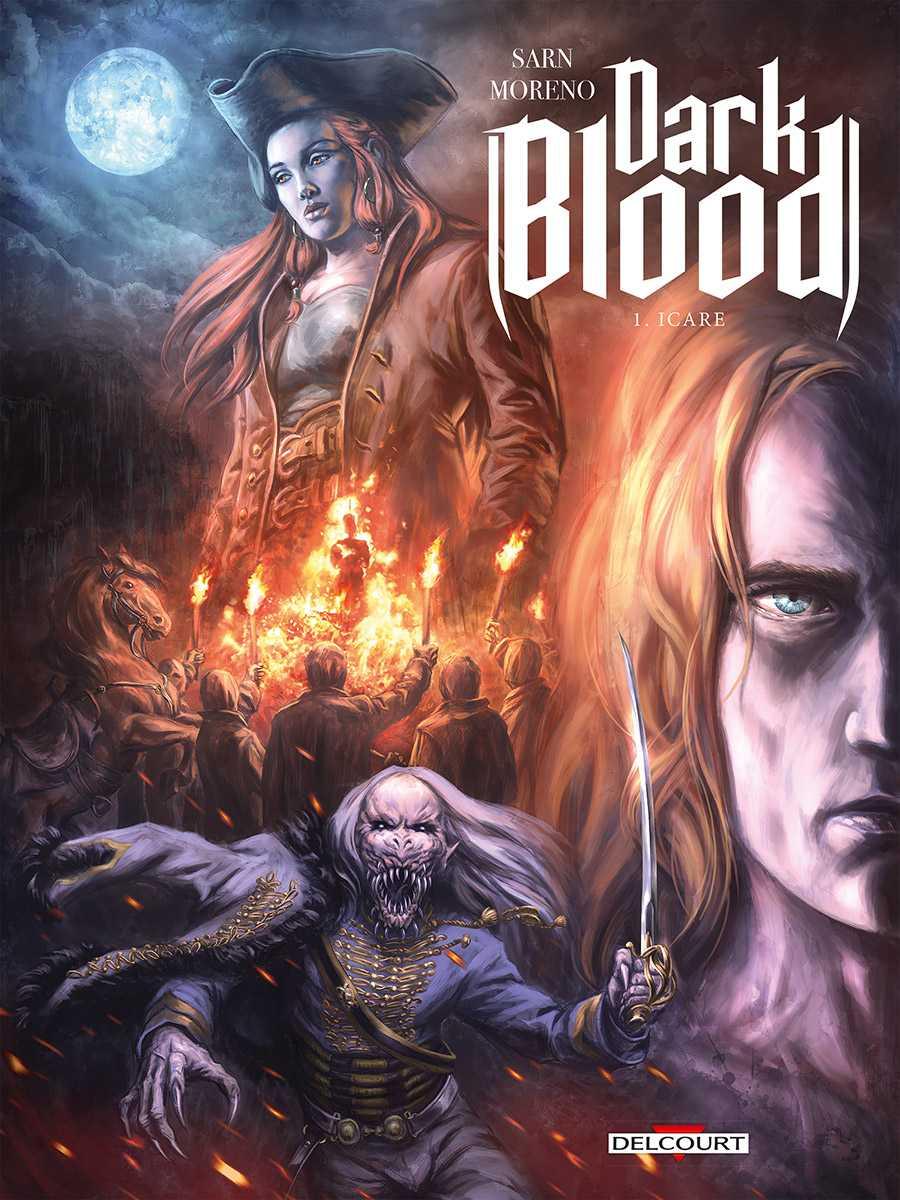 Dark Blood, piste sanglante