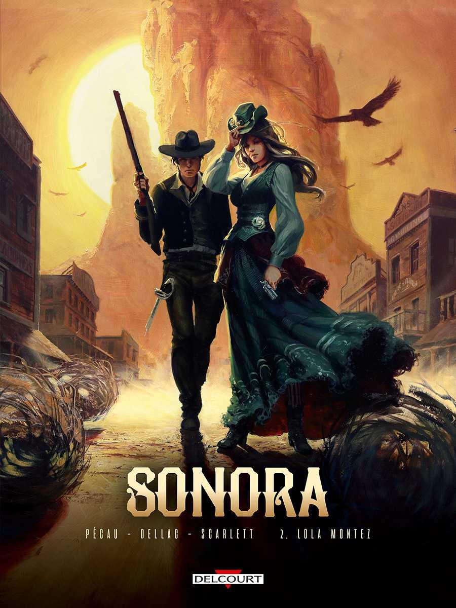 Sonora T2, vers le Mexique