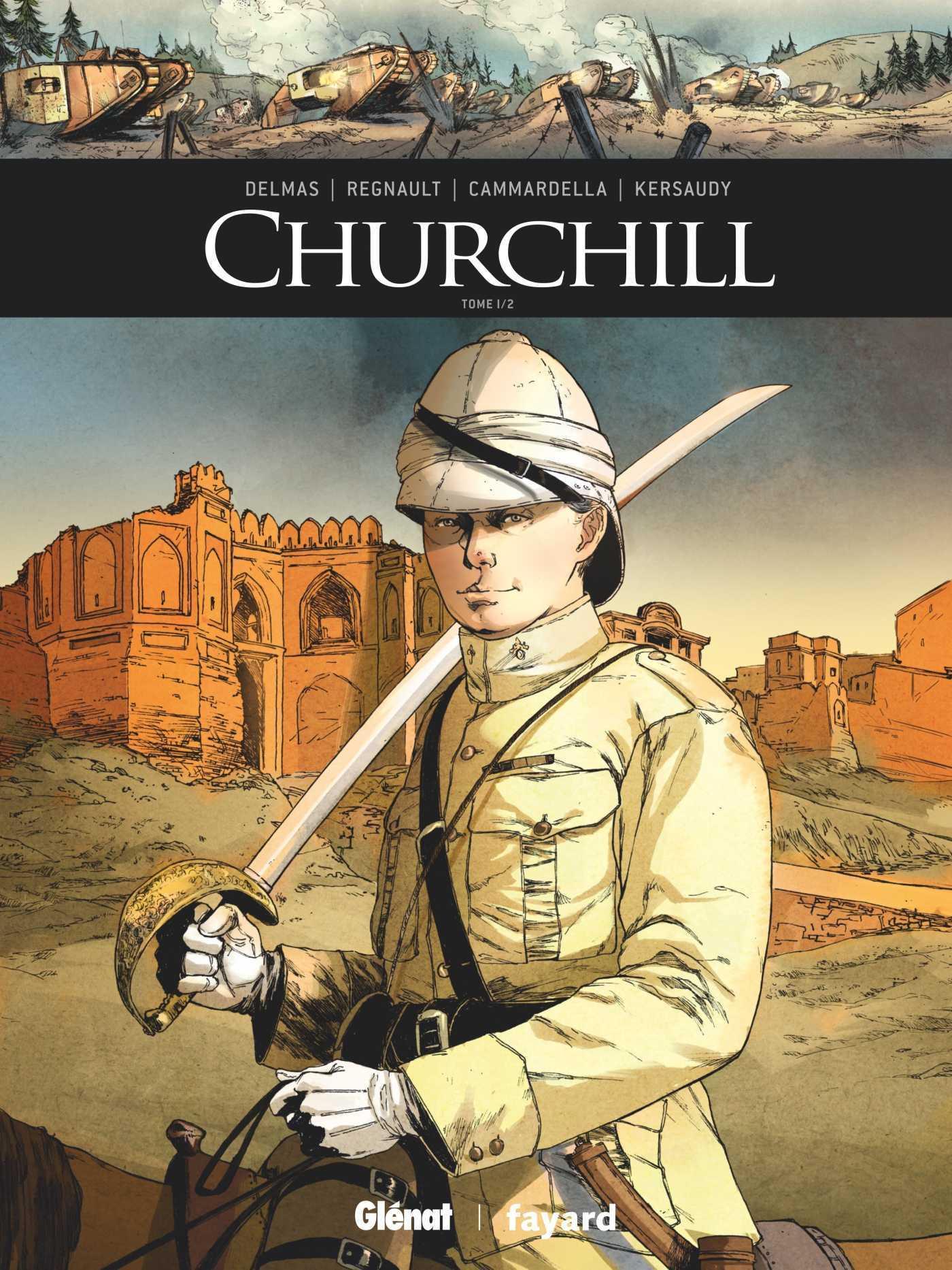 Churchill, les débuts du lion