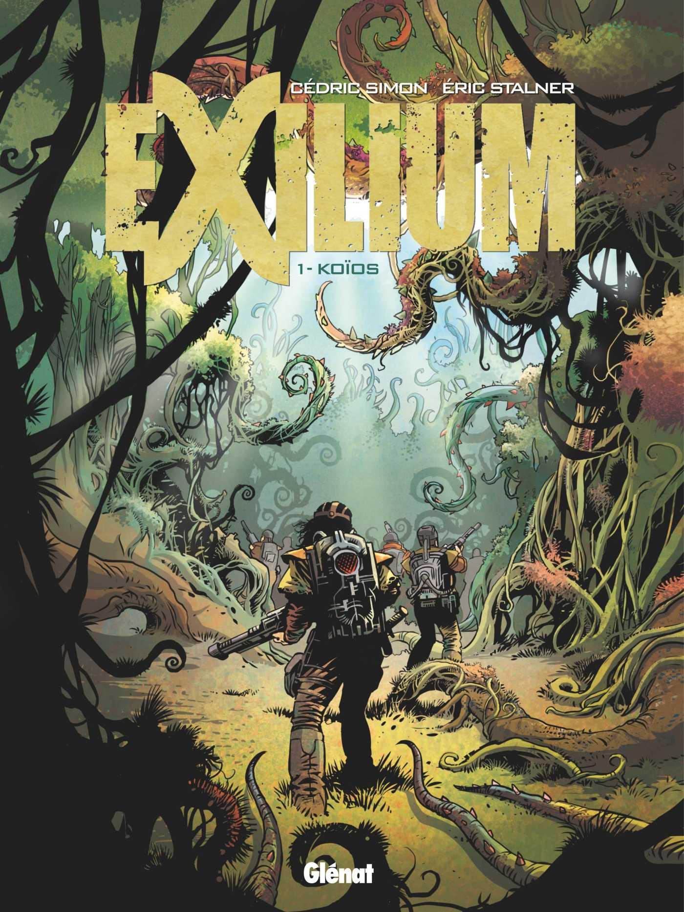 Exilium, direction Kayenn avec Eric Stalner