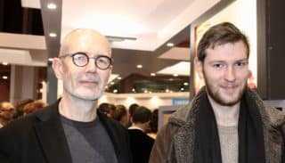 Eric Stalner et Cédric Simon