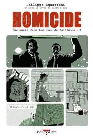 Homicide T3, les cadavres s'accumulent