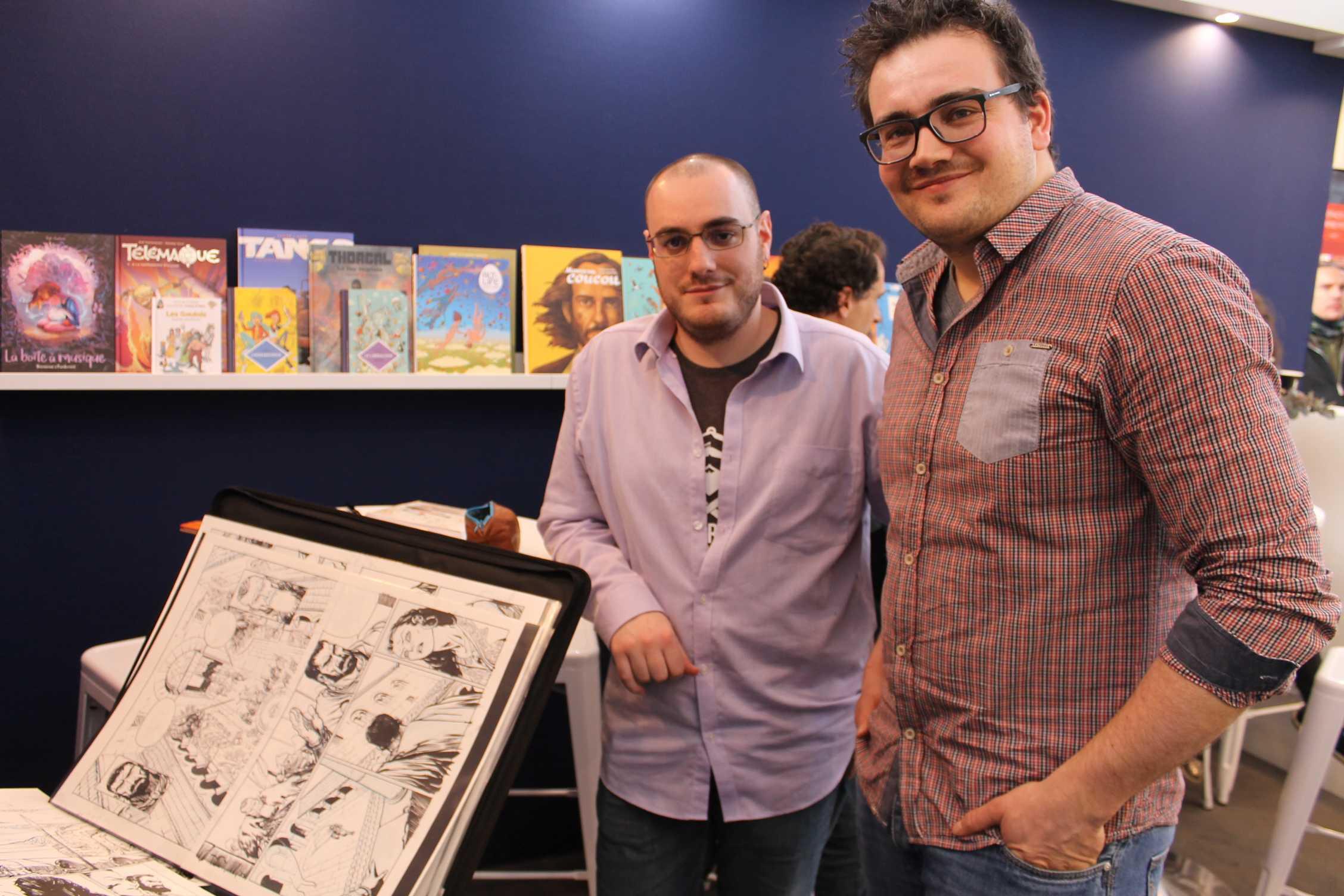Interview : Avec Ira Dei, Vincent Brugeas et Ronan Toulhoat font revivre Robert le diable avant Conan