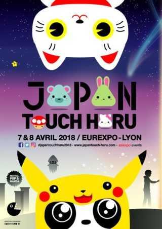 Japan et Geek Touch à Lyon les 7 et 8 avril, paroles aux femmes