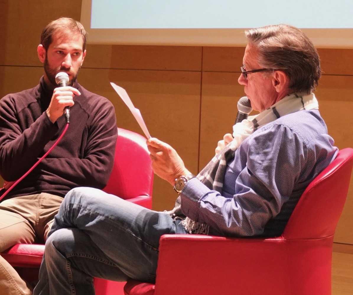 Laurent Bonneau pour On Sème la folie en dédicace à Narbonne le 24 mars