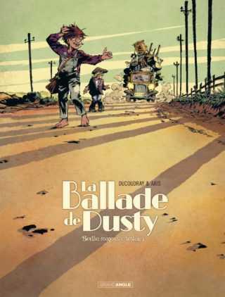 La Ballade de Dusty, les Hobos sur les rails