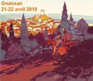 Rencontres BD de Gruissan 2018