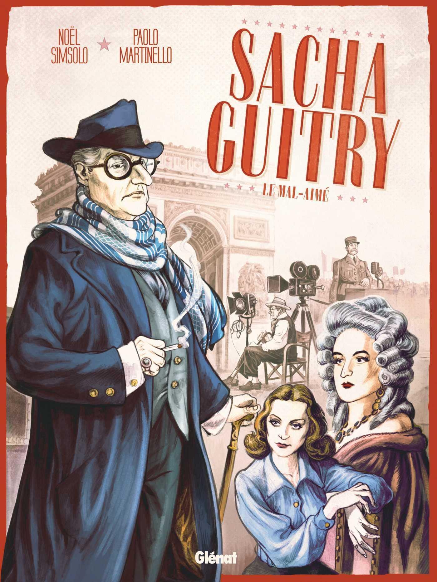 Sacha Guitry T2, le mal-aimé des Français